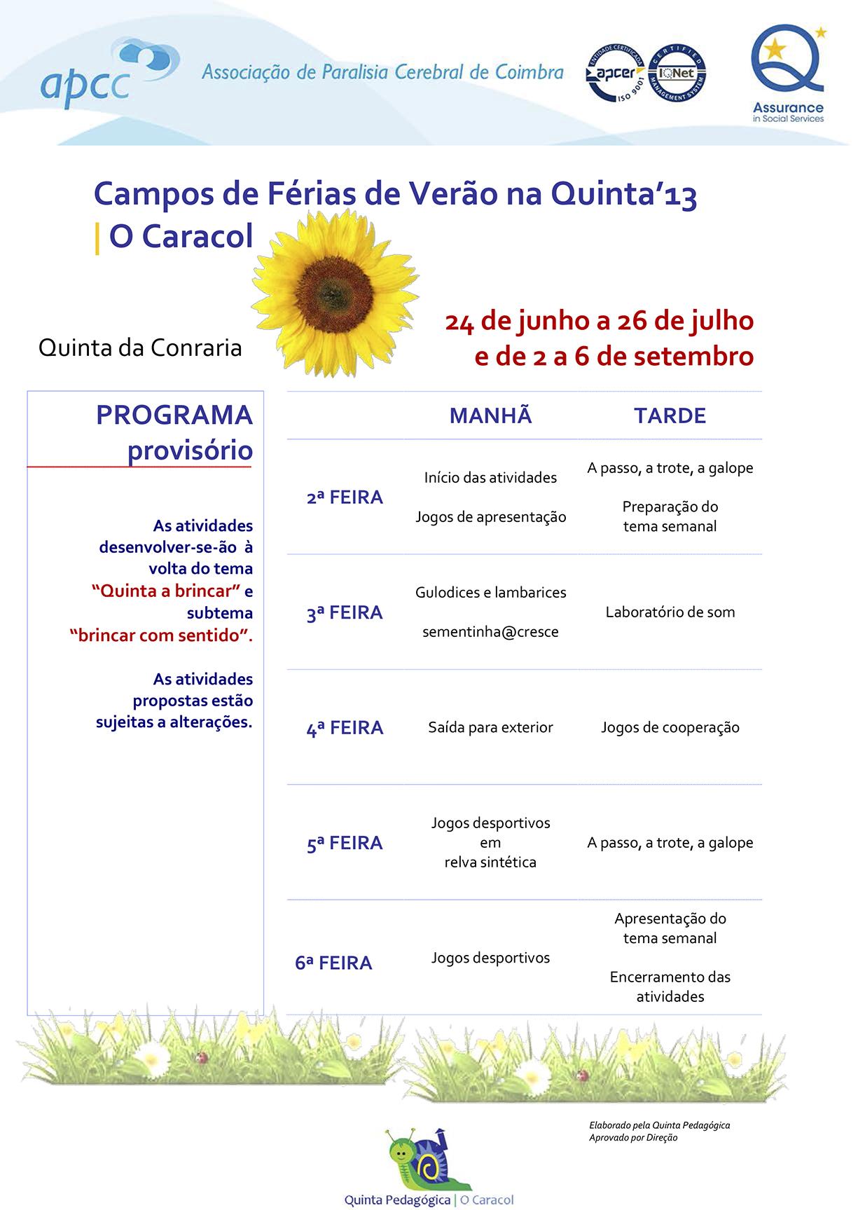 QUESTIONÁRIO DE AVALIAÇÃO DA SATISFAÇÃO DOS UTENTES/ CLIENT