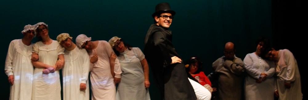 Grupo de teatro da APCC leva à cena novo espetáculo