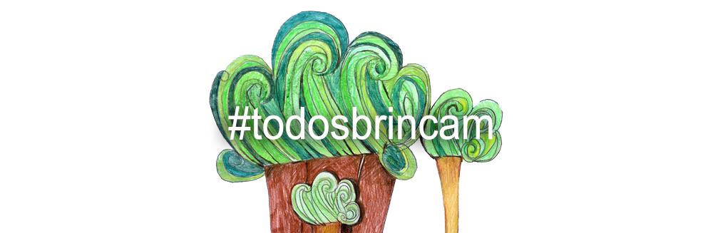 Façam uma foto ou vídeo de um momento de brincadeira e participem no #todosbrincam