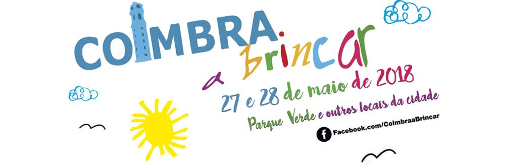 Coimbra a Brincar 2018, dias 27 e 28 de maio