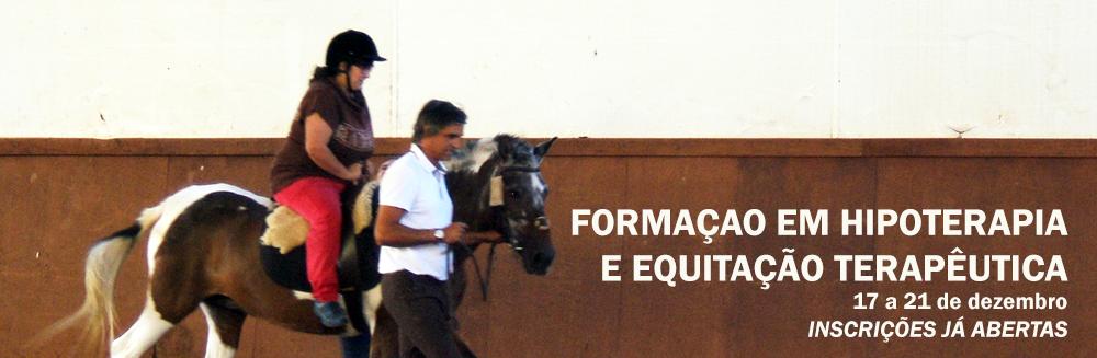 Formação em Hipoterapia e Equitação Terapêutica