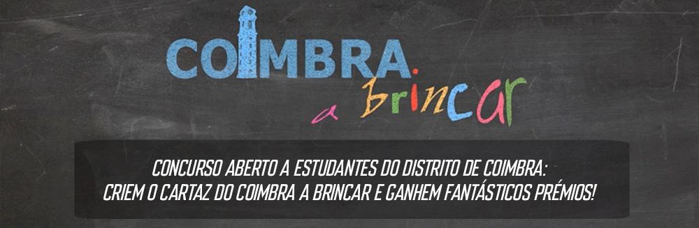 Coimbra a Brincar 2019 - concurso para o cartaz