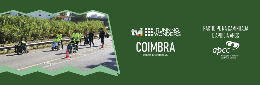 TVI Running Wonders Coimbra - Caminhada
