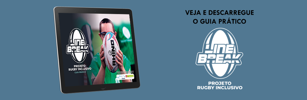 Guia Prático Line Break – Rugby Inclusivo